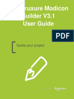 EcoStruxure Modicon Builder V3.1