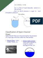 03. Open Channel Flow