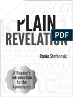 Ranko Stefanovic Plain Revelation Andrews University Press 2013
