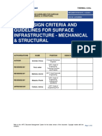 AATC000859 - AATC Design Criteria and Guidelines for Surface Infrastructure - Mechanical & Structural