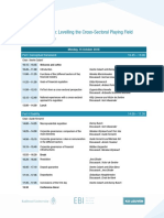 Conference Programme Version 10 Sept 2018