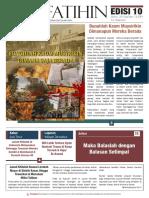 Al Fatihin - Edisi 10