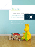 Guide to Fertility Treatments SCRC