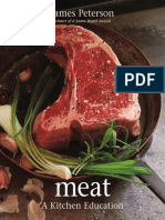 Recipes from Meat by James Peterson