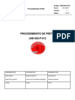 Jab Sgi p 012 Procedimiento de Pretil