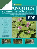 Estanques y Jardines Acuaticos-Alvarez Martha Ed Albatros
