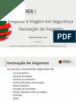 Vacinação Do Viajante DGS