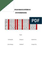 (Revisi) Jadwal Instalasi Farmasi Bulan September2018