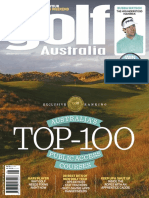 Golf Australia - January 2017, Australia Top 100 Courses