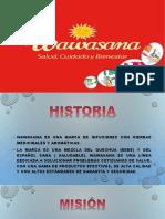 PRODUCTOS WAWASANA