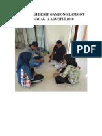 Verifikasi Dpshp Gampong Lamsiot Tanggal 12 Agustus 2018-1