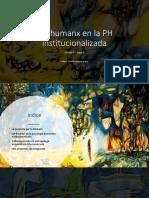 Clase 4 - Antropologia PH
