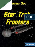 Star Trek Frontera - Francesc Mari