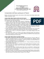 2010 Fall DCM Report - Alaska