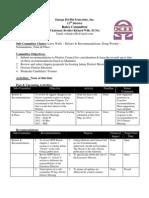 2010 Fall DCM Report - Rules