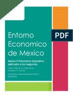 Entorno Economico de Mexico Sesion 5
