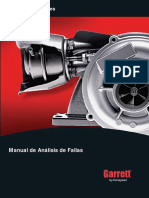 Manual de análisis de fallas turbo garret