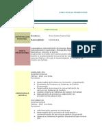 Curriculum Especialista de Organizacioìn de Archivos%2c Bajo Norma Iso 26122