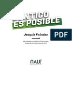 Programa Joaquin Faundez CT