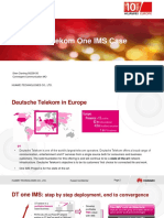 DT One IMS Case Study
