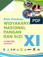 Buku panduan  WNPG 2018