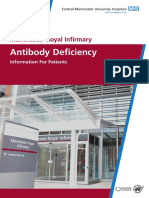 Antibody Deficiency