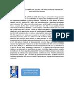 Eliminación de La Estructura Dental Asociada Con Varios Diseños de Preparación Para Dientes Posteriores