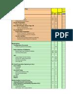 Time Table Untuk Implemetasi Sofware FSC Dan KJG 20101