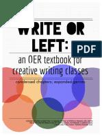 CW211 OER WriteOrLeft
