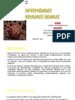 enfermedades glomerulares