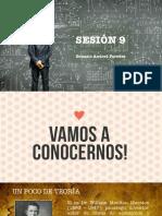 Sesión 9 - Gonzalo Andreé Paredes