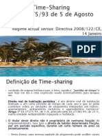 Time Sharing - Habitaçao Periodica