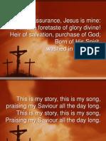 Blessed Assurance