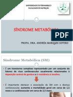 Aula - Síndrome Metabólica 2018