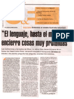 Istvansch Reportaje Karina Micheletto _ Página 12