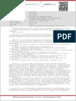 LEY 18.713 Establece Nuevo Estatuto de La Dirección de Bienestar de Carabineros de Chile