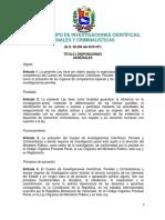 08. Ley del Cuerpo de Investigaciones Científicas, Penales y Criminalísticas - copia.pdf