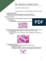 TEMA 3 de biologia celular 2, grado de biologia, uma.