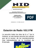 EDUCACIÓN Y MEDIOS (PARTE II )