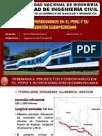 2. Seminaro Proyectos Ferroviarios en el Perú.pdf