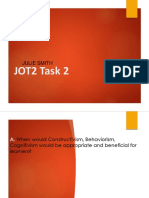 jot2 task 2 julie smith