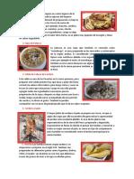 Comidas Tipicas de La Sierra y Selva Del Peru