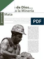 Cuando La Mineria Mata