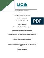 Biosintesis en Leche-teclac