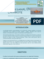 Pesca Artesanal en Chimbote Di