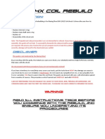 Fox Shox DHX Coil Rebuild Guide - Version 3
