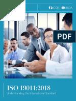 ISO 19011 Report