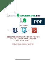Problemas Resueltos de Mecánica de Fluidos (Schaum) - José María López - 1ra Edición