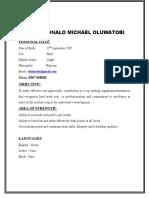 michael's CV.doc