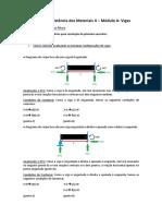 Apostila Resistência dos Materiais II - Módulo A1-Vigas